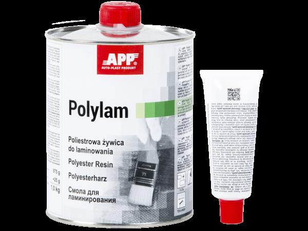 résine polyester 1L
