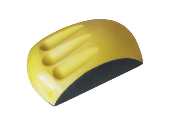 cale en mousse pour disque velcro d150mm