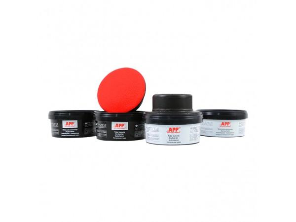 recharge poudre guide de ponçage dry coat 100g noire