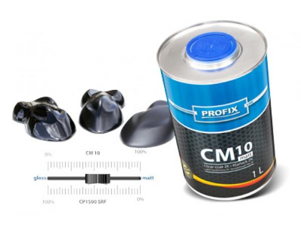 Vernis CM10 mat 1l5 durcisseur inclus
