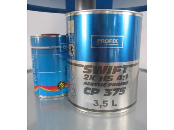 Apprêt CP375 SWIFT 4,4 Litres noir durcisseur inclus