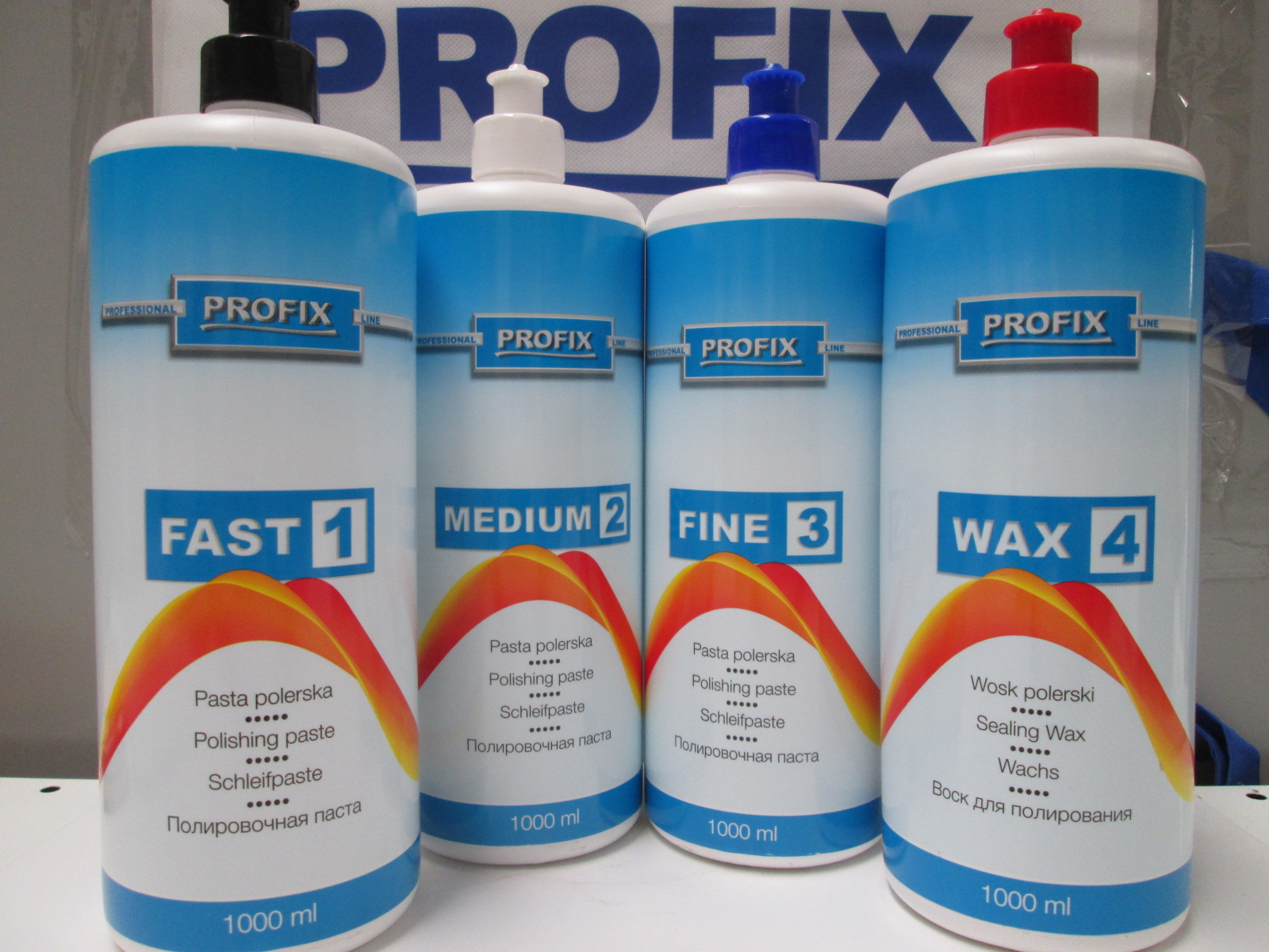 Pack Polish Profix
