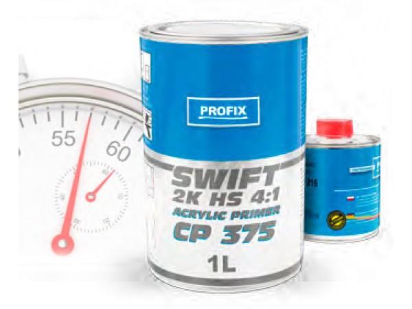 Apprêt CP375 SWIFT 1L25 noir durcisseur inclus